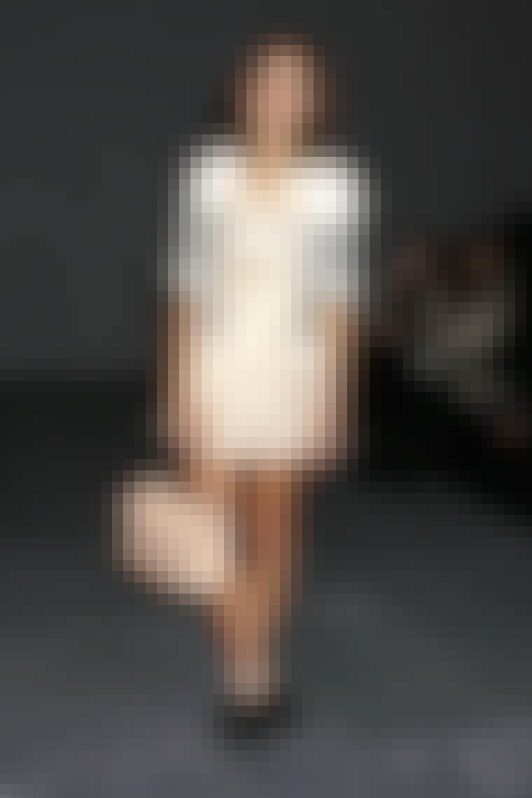 It-gril, tv-vært og model Alexa Chung klæder sig ofte i striber.