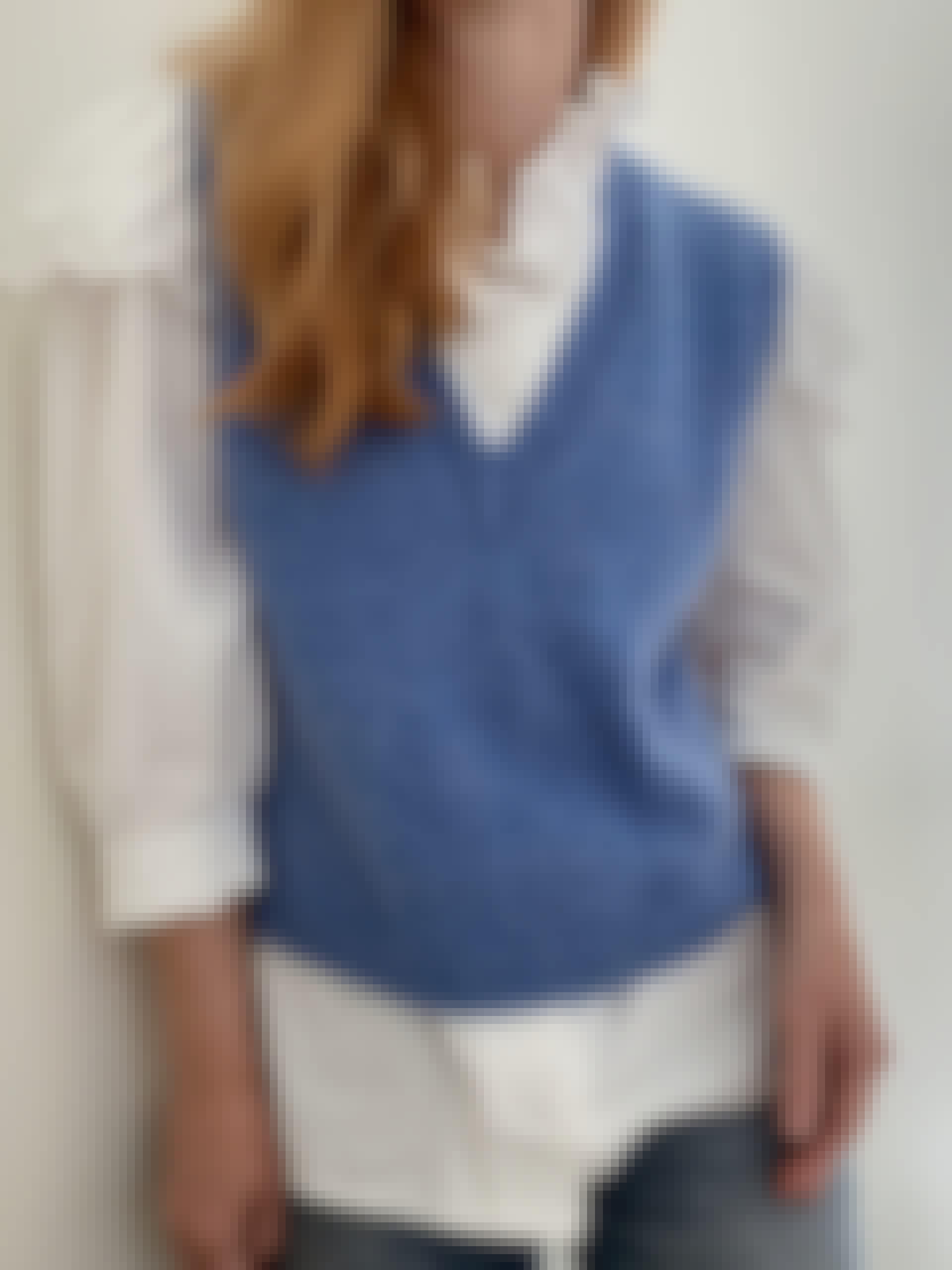 My Favourite Things Knitwear vest i strik