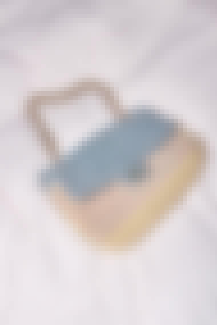 Chanel taske i pastelfarver