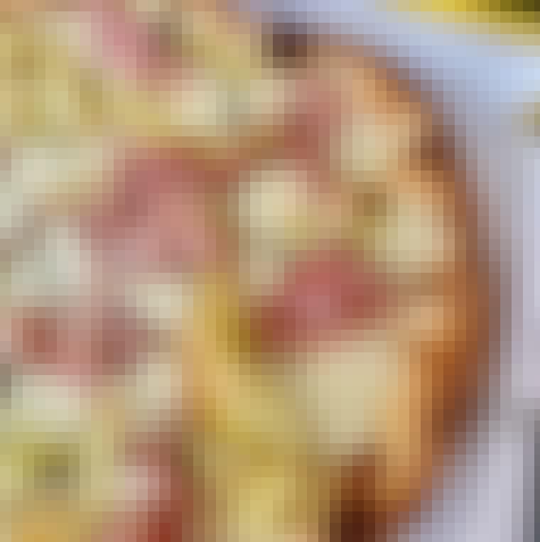 Pizza to-go Værnedamsvej