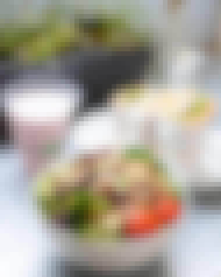 Salatbar frokost sund København