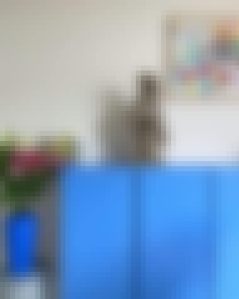 Spisestue-Akvarel-Nes-Lerpa-Vase-Loppefund