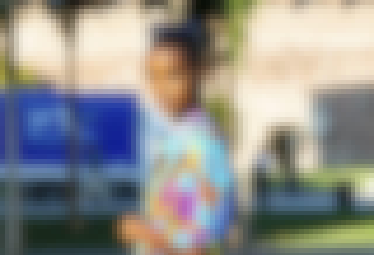 Streetfashion Spring-Summer 2021Milan, September 2020