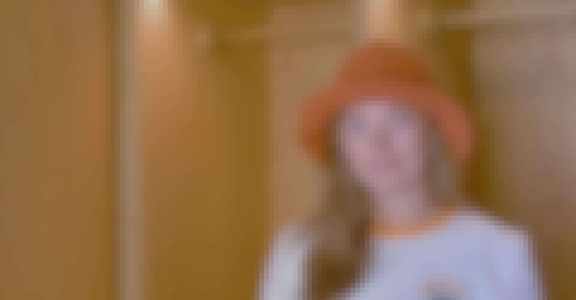 Lad dig inspirere af model og kreativ direktør Christine Sofies farverige stil.