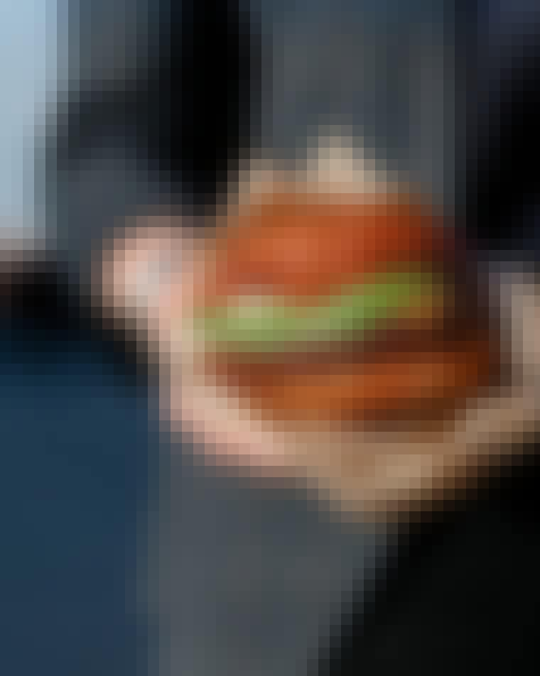 Popl Burger Broens gadekøkken noma burger københavn