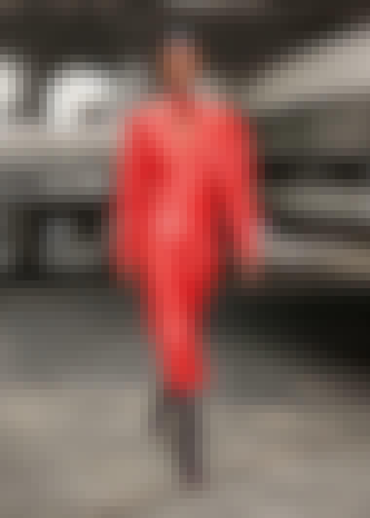 Rød er en af sæsonens største farvetendenser.