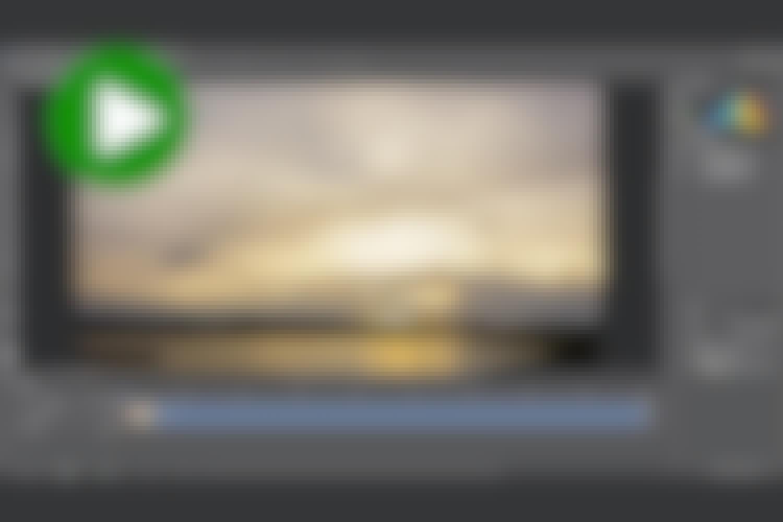 Video: Så gör du timelapse i Photoshop