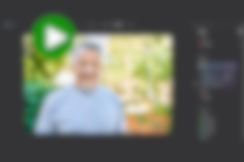 Video: Så anpassar du porträtt med artificiell intelligens