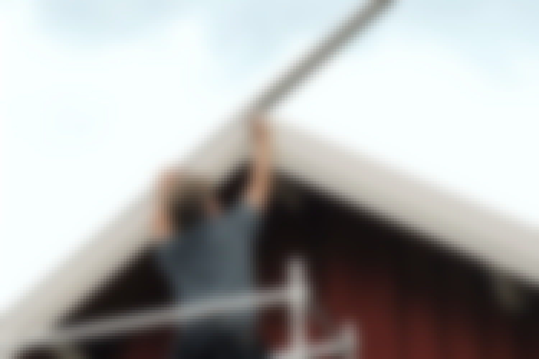 6 nopeaa katon korjausta