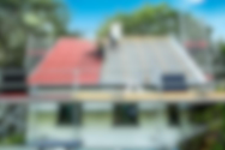 7 vaihetta: askelmerkit katon vaihtoon