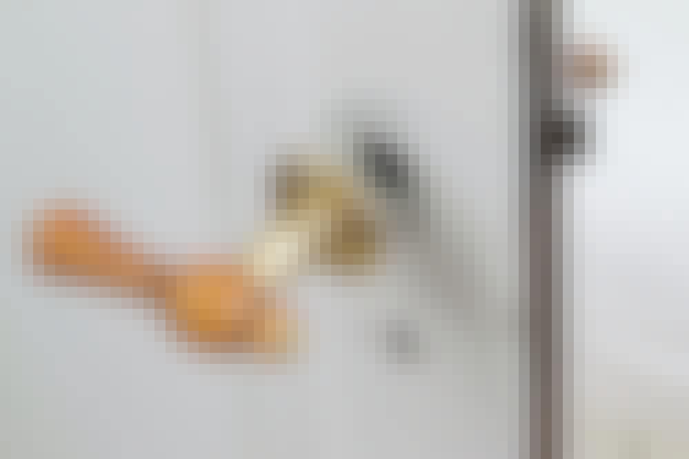 Löystynyt ovenkahva