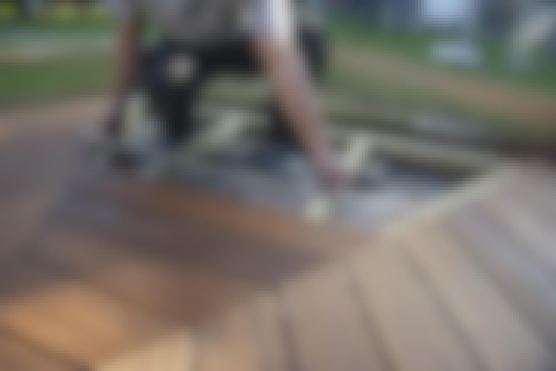 Hvilke terrassebrædder skal jeg vælge?