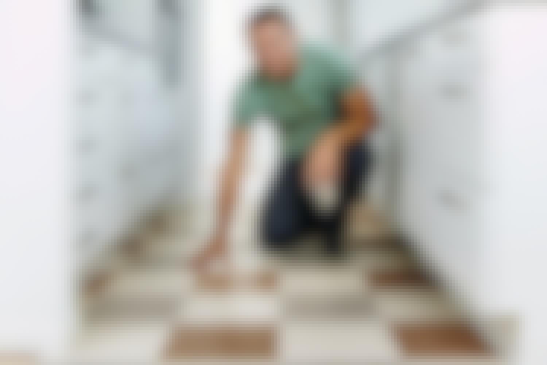 Hvilket gulv er bra til kjøkken?