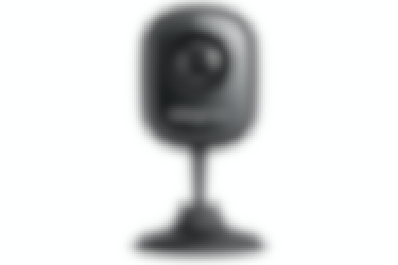 En sugekop med kuglehængsel gør det let at vinkle kameraet, så det optager det område, du ønsker.