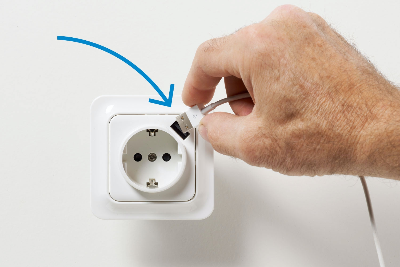 dra kabel i flexslang