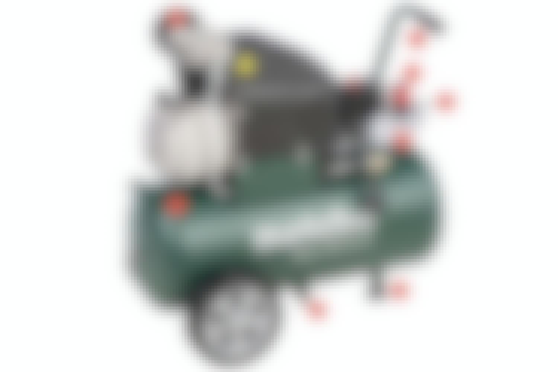 Trykluftsværktøj er effektivt, let at bruge og relativt billigt. Det eneste, det kræver, er en god kompressor.