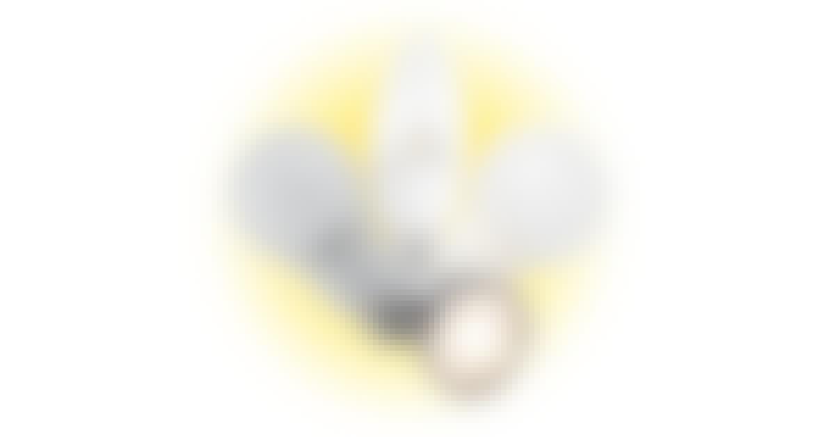 Aldrig mer dåliga ledlampor