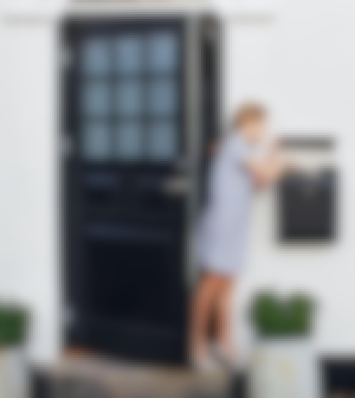 Skift ytterdøren - trinn for trinn