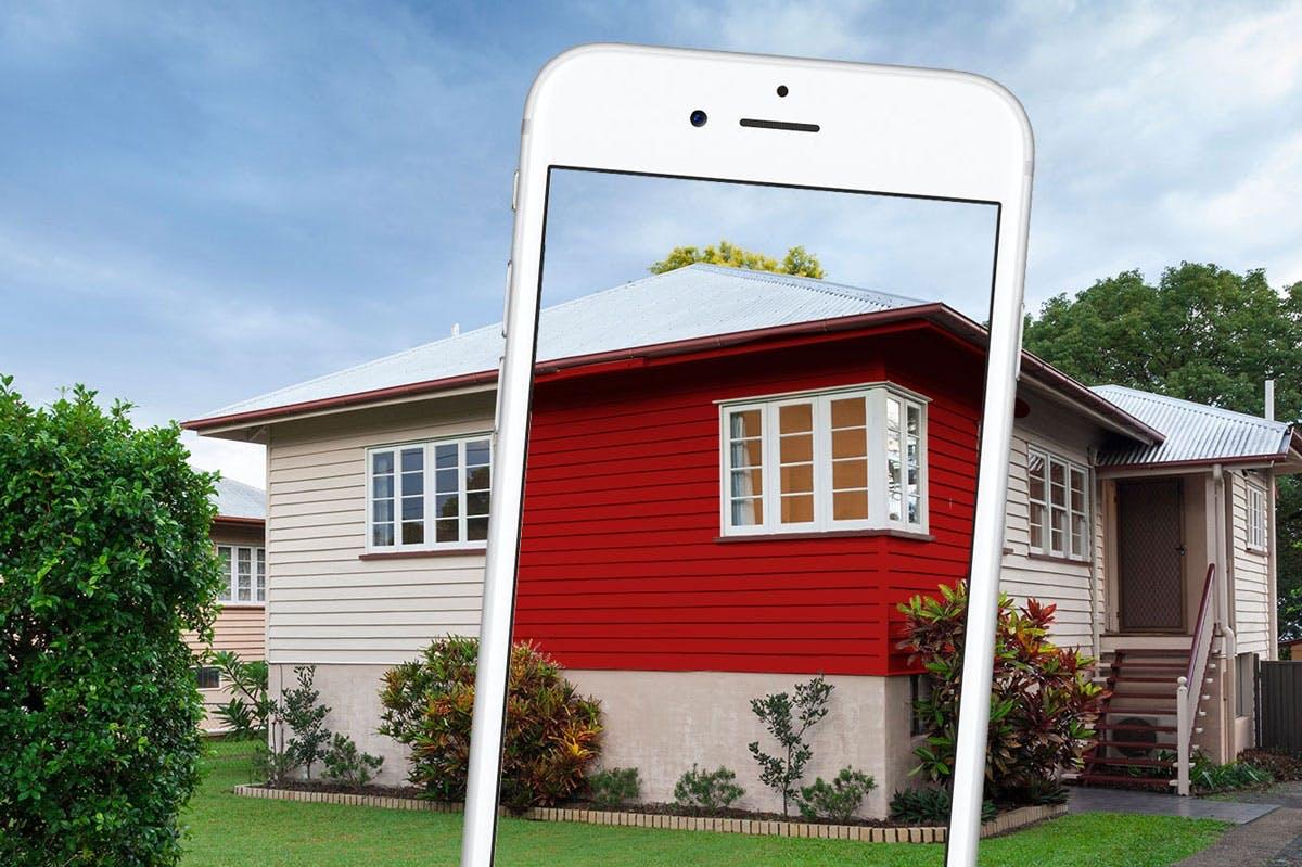 hus farver inspiration Mal huset med din telefon! | Gør Det Selv hus farver inspiration