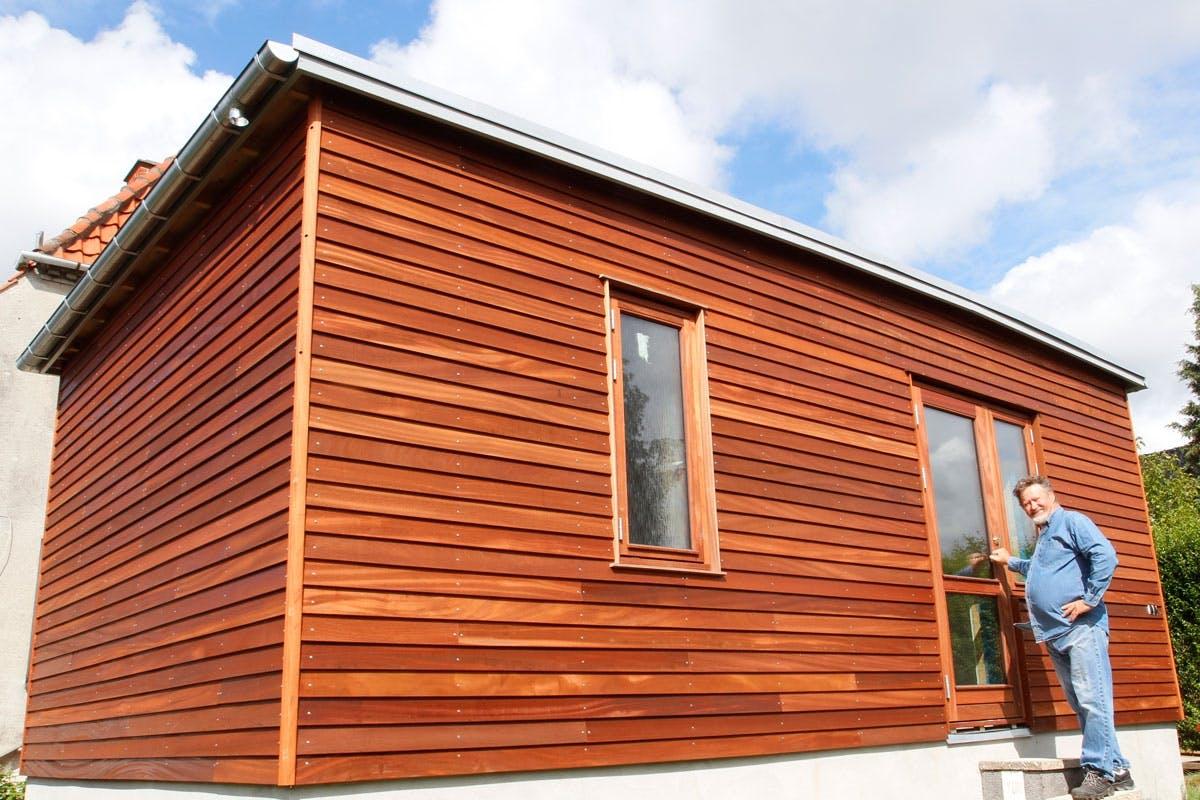 FACADE: Sådan beklæder du dit hus med mahogni | Gør Det Selv