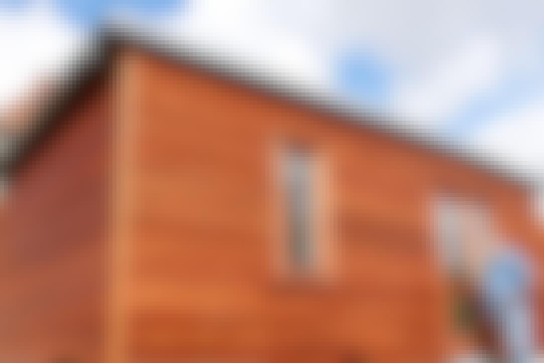 Beklæd dit hus med mahogni