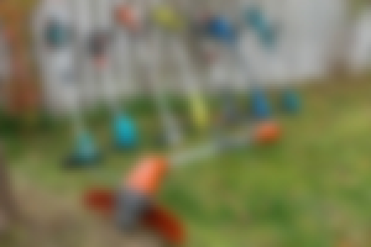 TEST: Åtte batteridrevne gresstrimmere