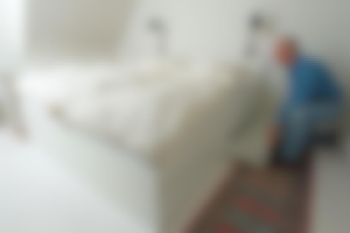 SÅ utnyttjar du platsen under sängen