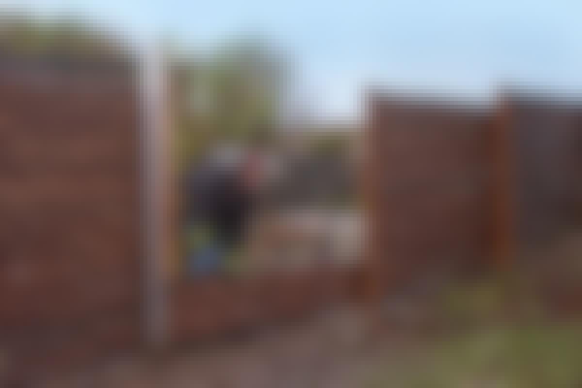 Bygg snyggt och HÅLLBART staket