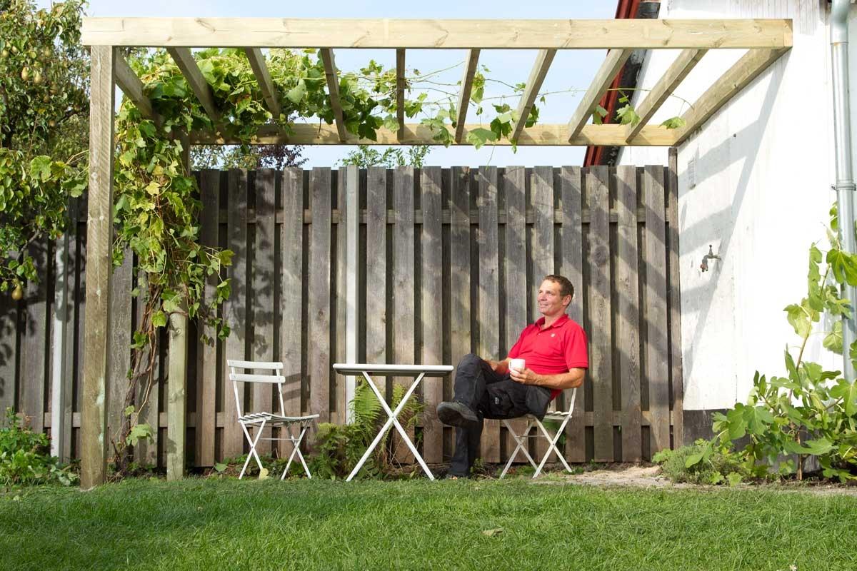 Pergola: Bygg en lätt och läcker pergola   Gör Det Själv