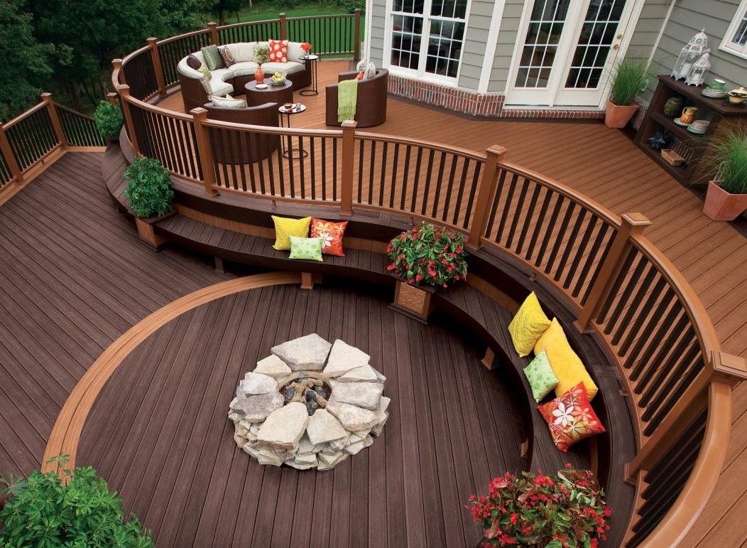 Terrasse 11 Laekre Terrasse Detaljer Du Selv Kan Bygge Gor Det Selv