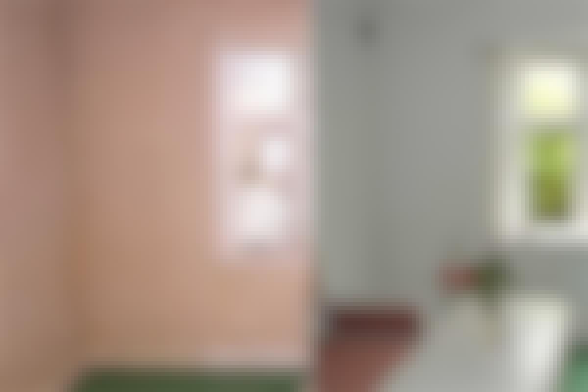 Kevytbetonilevystä tehty seinä on hyvännäköinen ja lisäksi pinta pysyy lämpimänä ja kuivanana. Asiallinen eristys myös pienentää lämmityslaskua.
