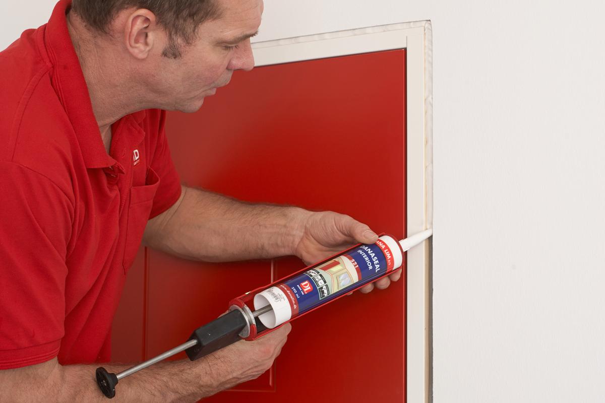 Inredning ljudisolering vägg : SÃ¥ let er det at lydisolere en dør | Gör Det Själv