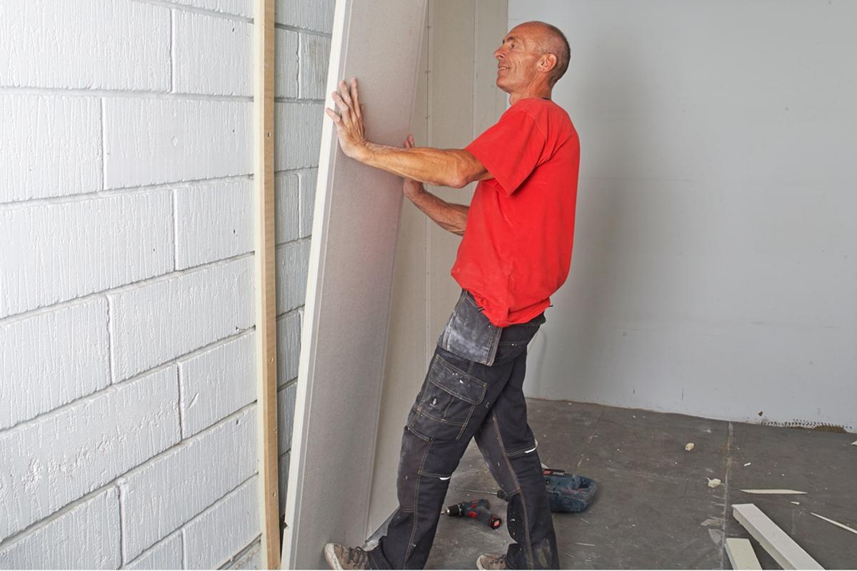 Isolering af væg: Sådan efterisolerer du dine vægge | Gør Det Selv