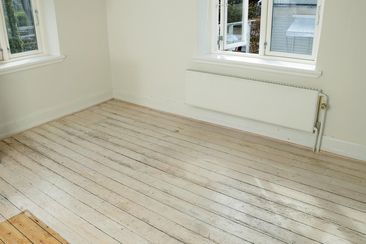 Keittiön lattia  päivässä uusi upea lattia  Tee Itse