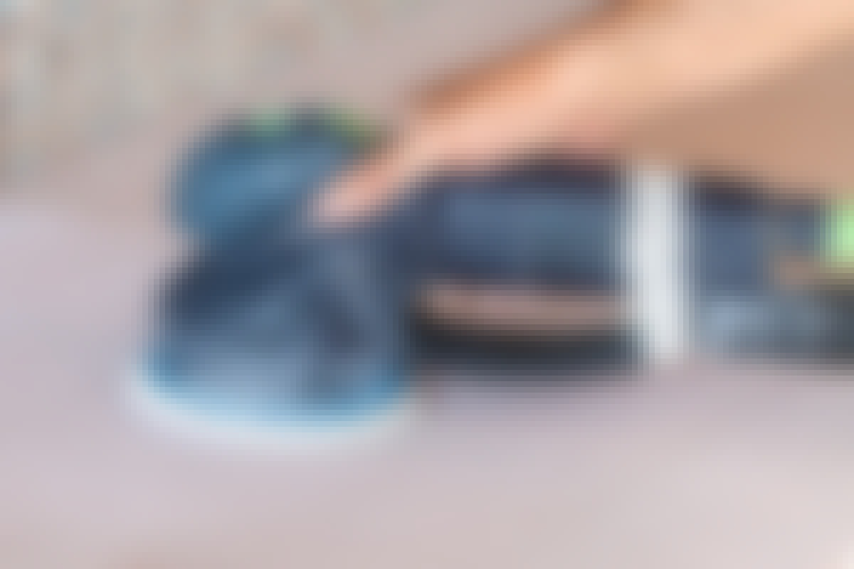 Slip benkeplaten - den vil bli som ny