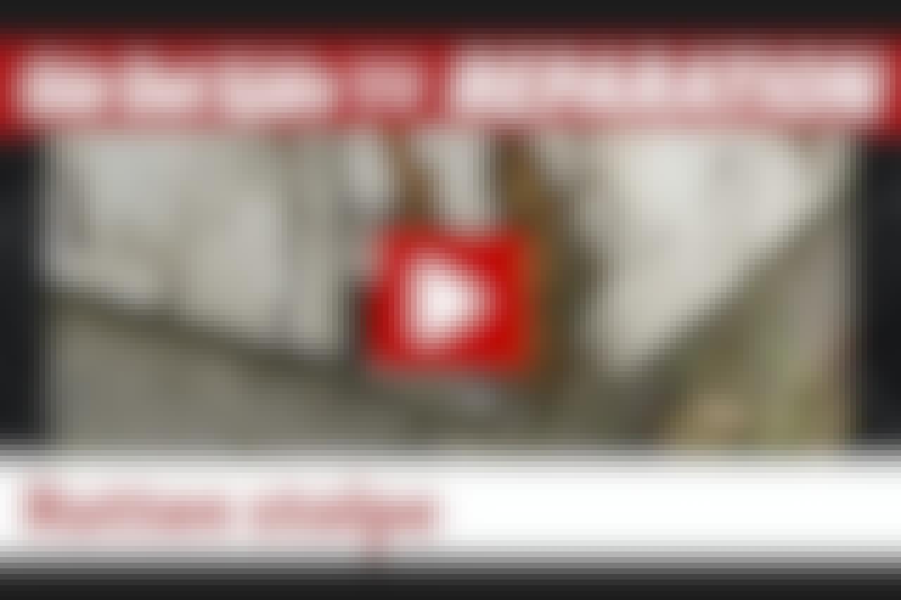 VIDEO: Reparera en murken stolpe