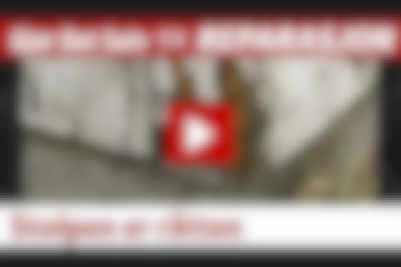 VIDEO: Reparer en råtten stolpe