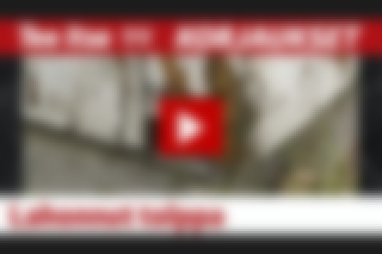 VIDEO: Korjaa lahonnut tolppa