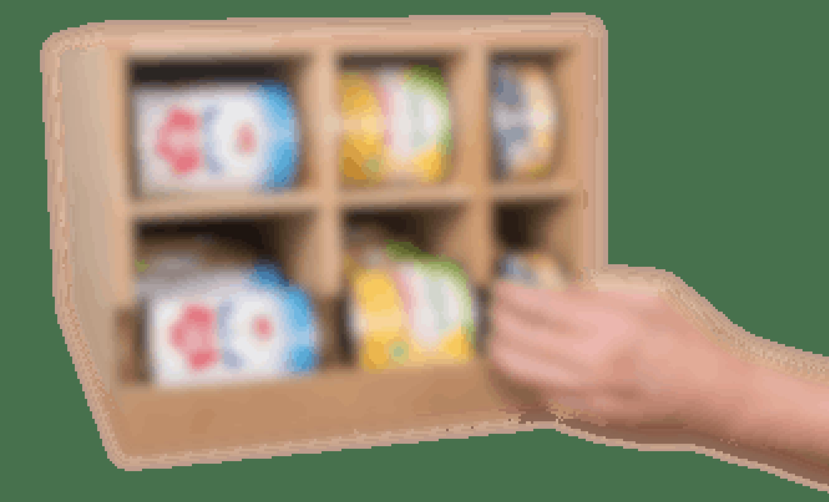 Smart automat til boksene