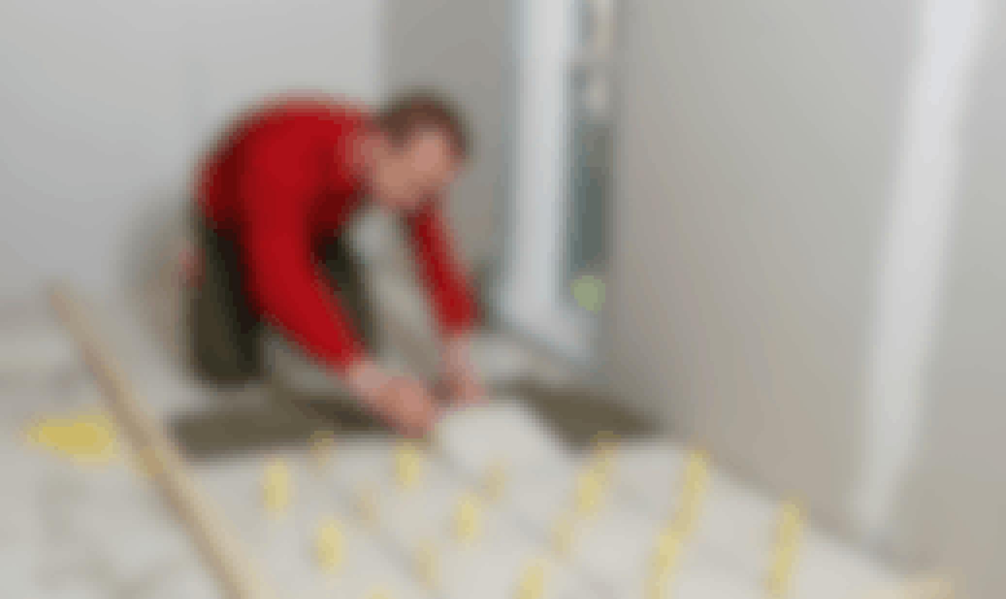 Klinkergolv i 3 enkla steg