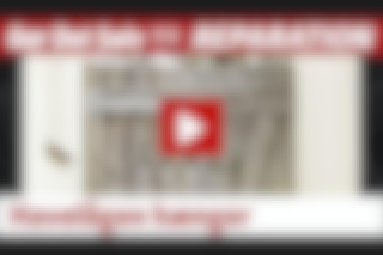 VIDEO: Ret lågen op med en ny skråstiver
