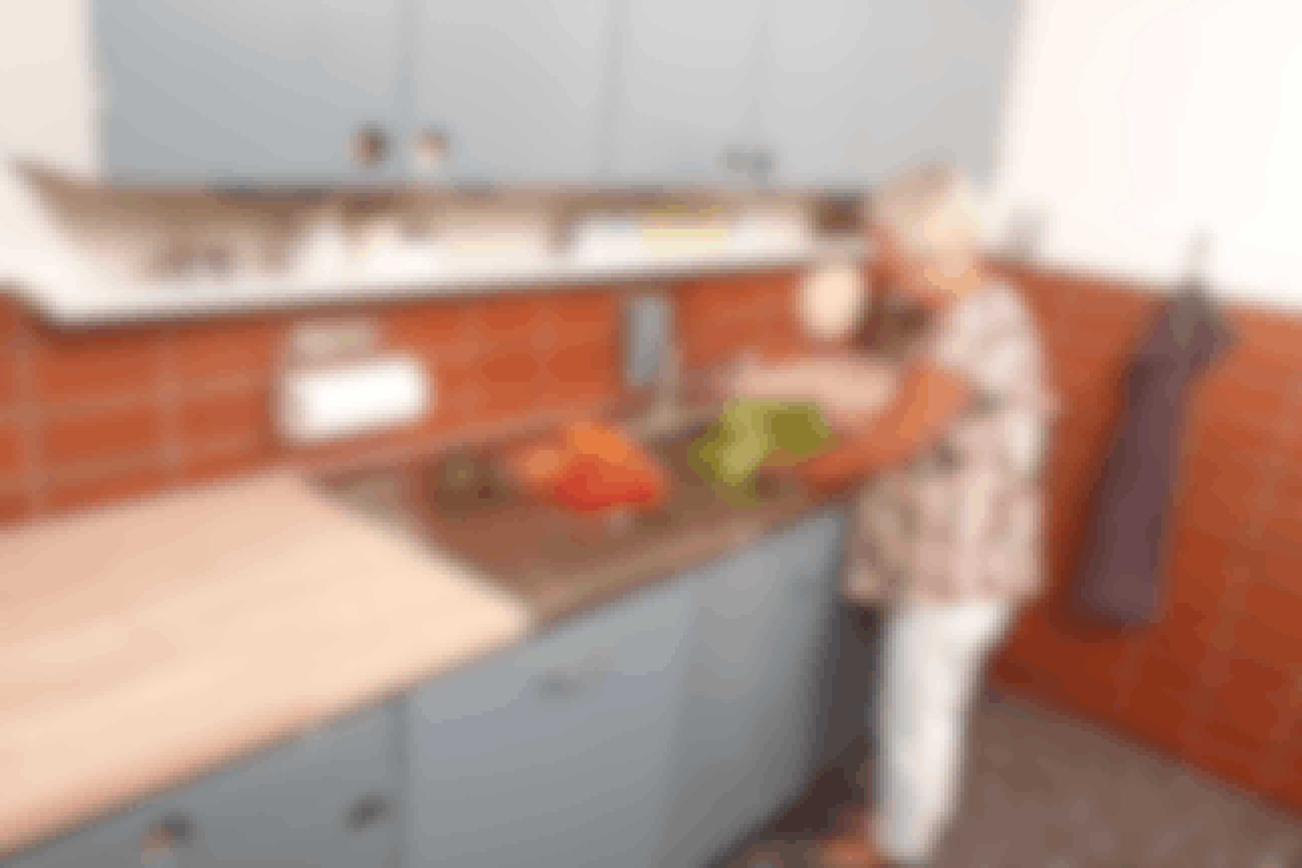 Nyt liv til det gamle køkken