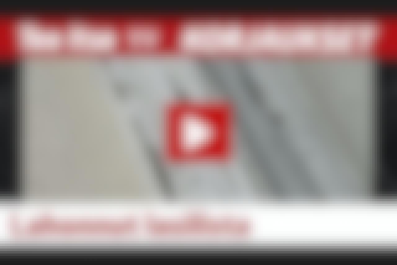 VIDEO: Vaihda lahonnut lasituslista
