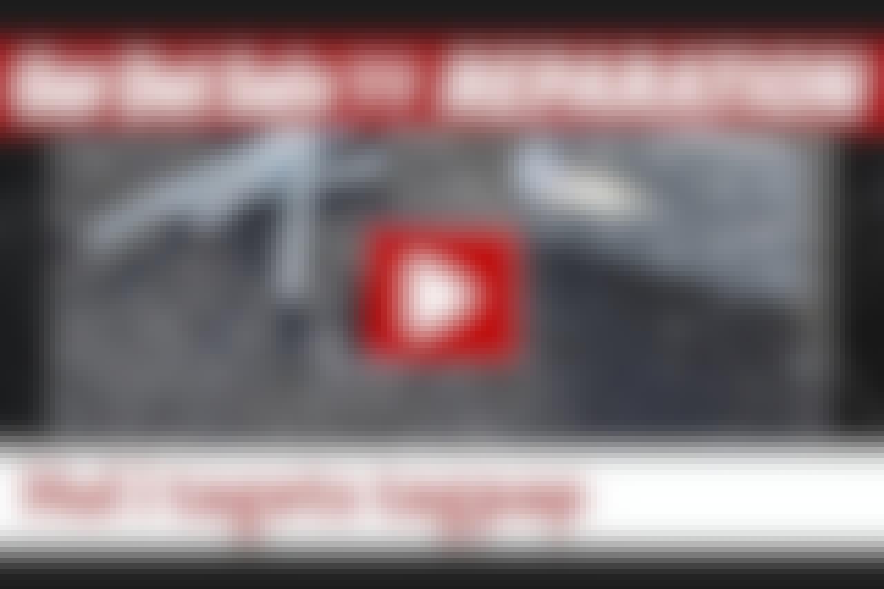 VIDEO: Hul i tagets tagpap
