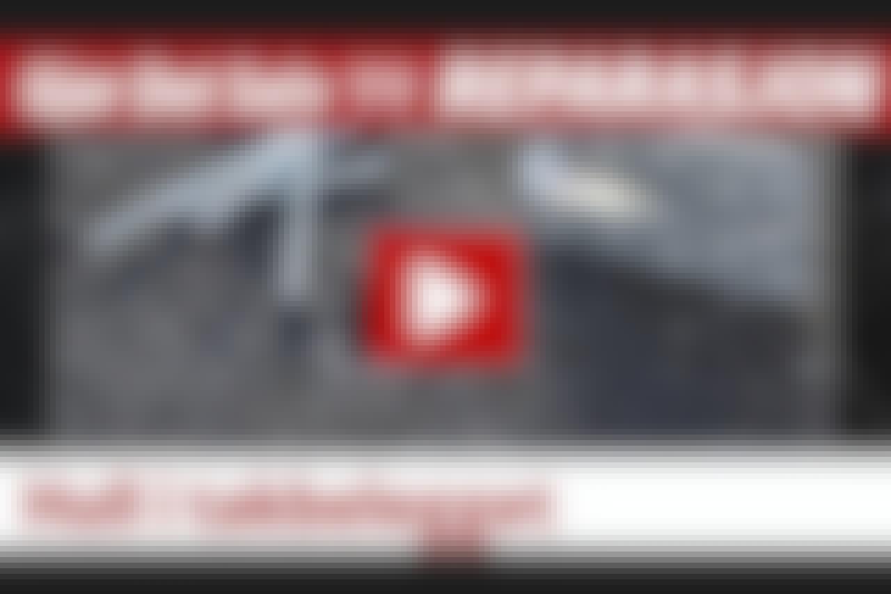 VIDEO: Hull i takbelegget