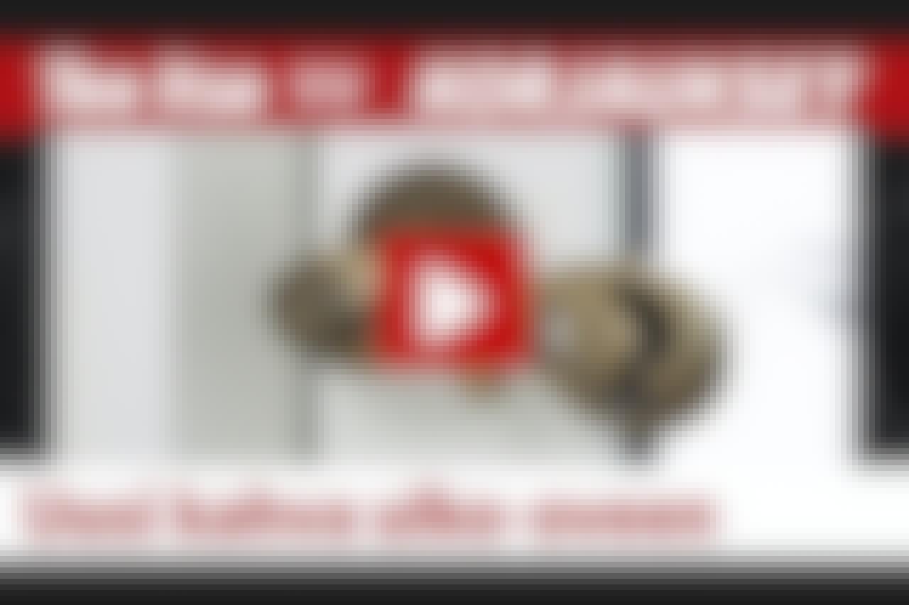 VIDEO: Uusi kädensija ulko-oveen