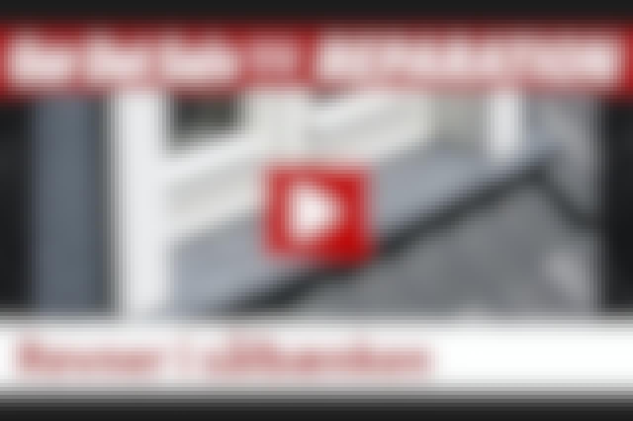 VIDEO: Red sålbænken