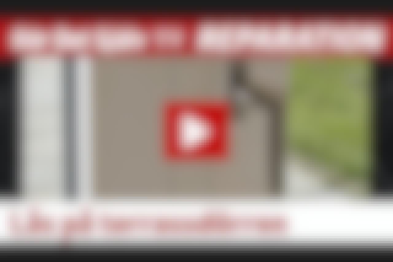VIDEO: Sätt lås på terrassdörren