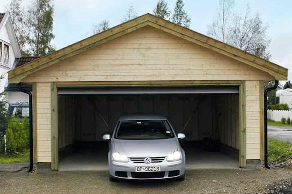 Priser byg selv garage Plantegninger