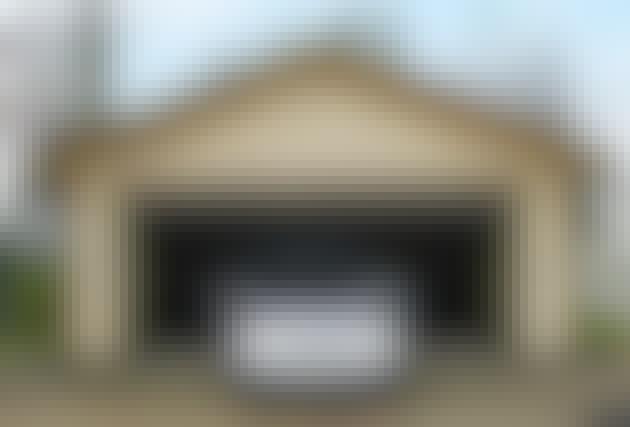 Bygg ett garage på 3 dagar